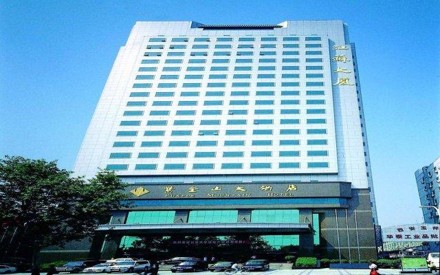 Отель Quest International Сиань вид на фасад