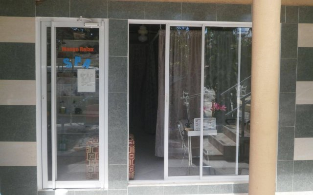 Отель Mango Доминикана, Бока Чика - отзывы, цены и фото номеров - забронировать отель Mango онлайн вид на фасад