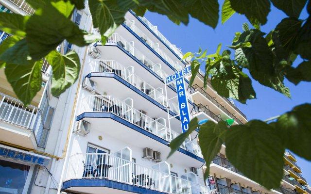 Отель Port Mar Blau Adults Only Испания, Бенидорм - 1 отзыв об отеле, цены и фото номеров - забронировать отель Port Mar Blau Adults Only онлайн вид на фасад