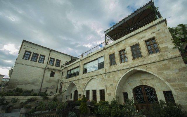 Отель Fresco Cave Suites / Cappadocia - Special Class Ургуп вид на фасад