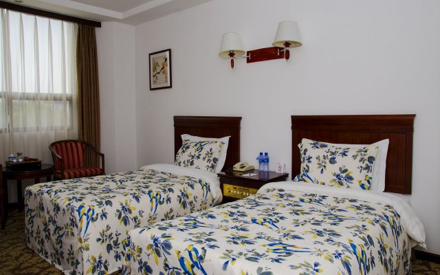 Отель Beijing Exhibition Centre Hotel Китай, Пекин - отзывы, цены и фото номеров - забронировать отель Beijing Exhibition Centre Hotel онлайн комната для гостей