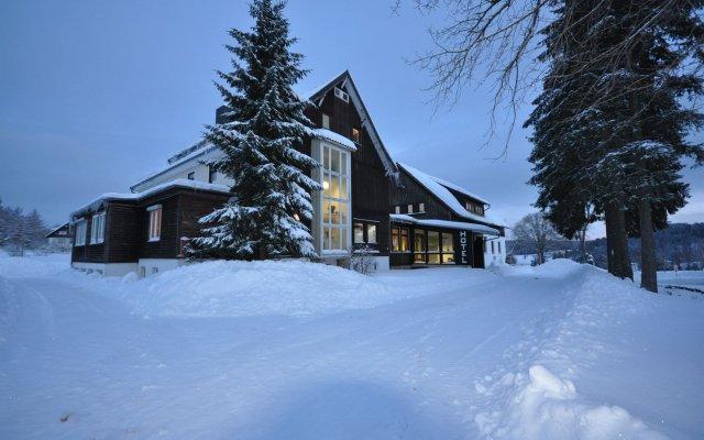 Hotel Drei Bären вид на фасад