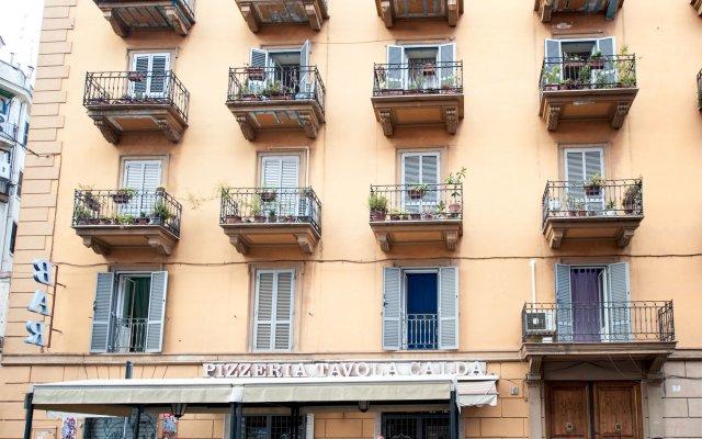 Отель Trinity Guest House Италия, Рим - отзывы, цены и фото номеров - забронировать отель Trinity Guest House онлайн вид на фасад