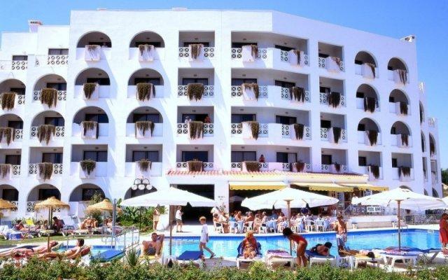 Отель Varandas de Albufeira Португалия, Албуфейра - 6 отзывов об отеле, цены и фото номеров - забронировать отель Varandas de Albufeira онлайн вид на фасад