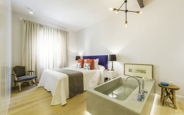 Отель Home Club Lagasca Xviii Мадрид комната для гостей