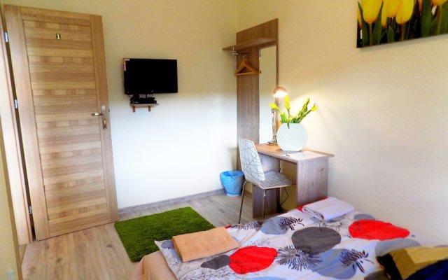 City Central Hostel Rynek комната для гостей