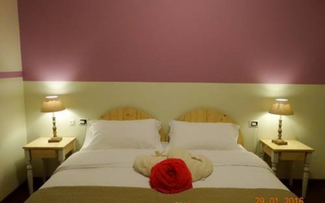Отель B&B Lamarmora18 комната для гостей