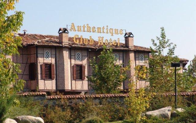 Otantik Club Hotel Турция, Бурса - отзывы, цены и фото номеров - забронировать отель Otantik Club Hotel онлайн вид на фасад