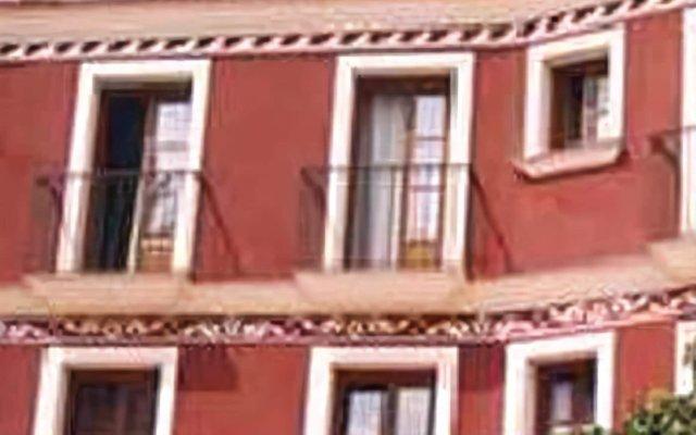 Hotel Antiga вид на фасад