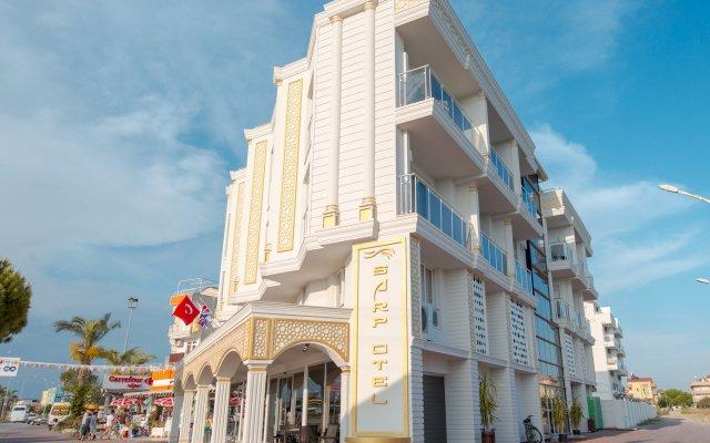 Отель Kadriye Sarp Otel вид на фасад