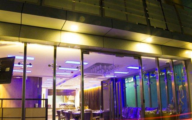 Hotel Laze Мале вид на фасад