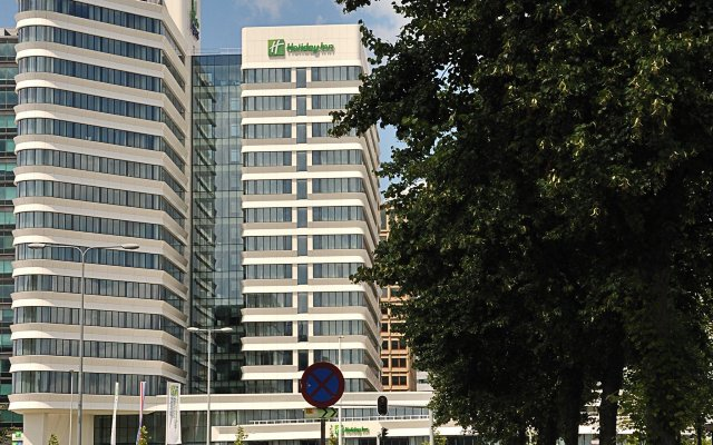 Отель Holiday Inn Amsterdam - Arena Towers вид на фасад