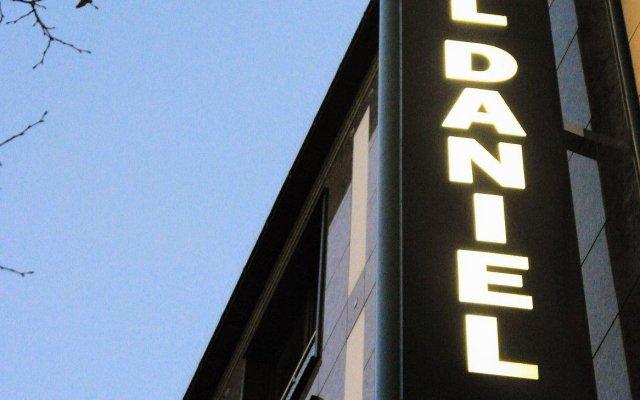 Hotel Daniel вид на фасад