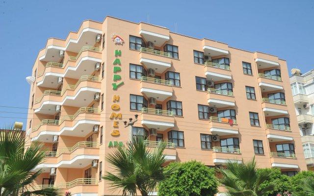 Апарт-отель Happy Homes вид на фасад
