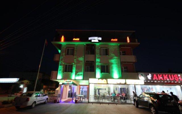Akkuslar Hotel Турция, Айвалык - отзывы, цены и фото номеров - забронировать отель Akkuslar Hotel онлайн вид на фасад