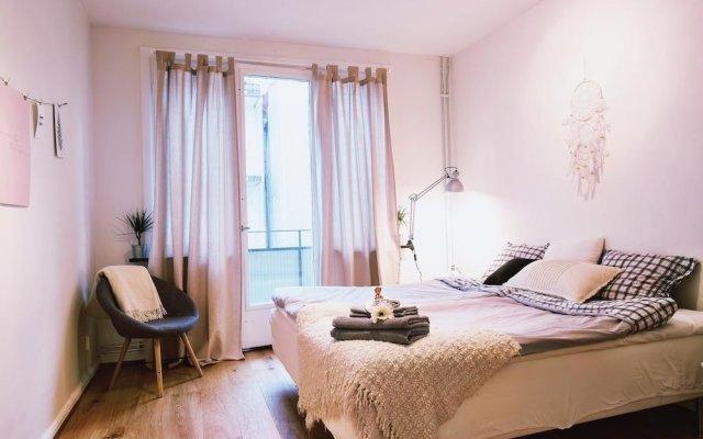 Апартаменты Comfortable Apartments комната для гостей