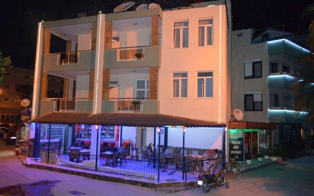 Delphin Apart Hotel Сиде вид на фасад