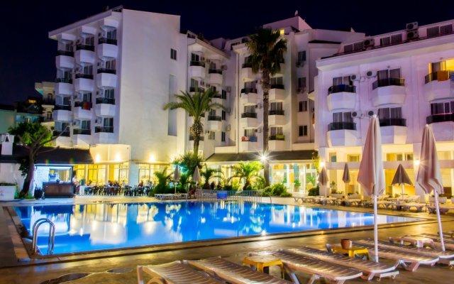 Sonnen Hotel Турция, Мармарис - отзывы, цены и фото номеров - забронировать отель Sonnen Hotel онлайн вид на фасад