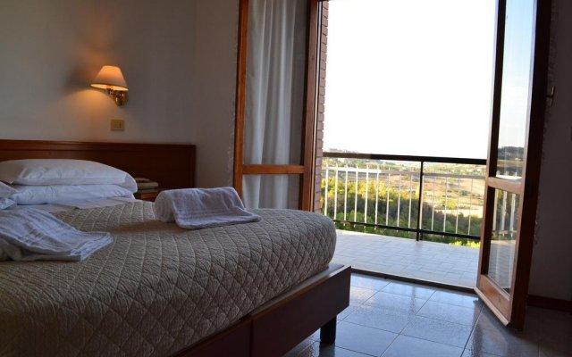 Hotel Universo Кьянчиано Терме комната для гостей