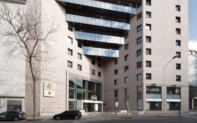 Отель B&B Hôtel LYON Centre Part-Dieu Gambetta Франция, Лион - отзывы, цены и фото номеров - забронировать отель B&B Hôtel LYON Centre Part-Dieu Gambetta онлайн вид на фасад