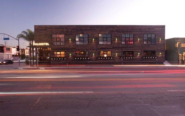 Отель Palihotel Melrose США, Лос-Анджелес - отзывы, цены и фото номеров - забронировать отель Palihotel Melrose онлайн вид на фасад