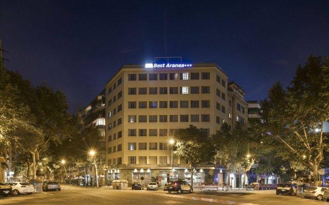 Hotel Best Aranea вид на фасад