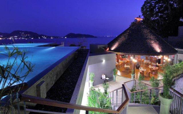 Отель Kalima Resort & Spa, Phuket Таиланд, Пхукет - отзывы, цены и фото номеров - забронировать отель Kalima Resort & Spa, Phuket онлайн вид на фасад