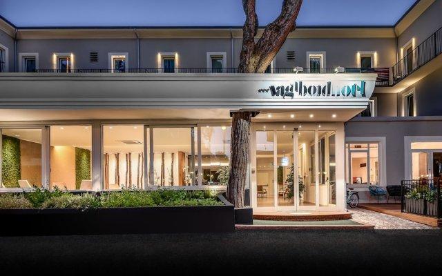 Hotel Vagabond вид на фасад
