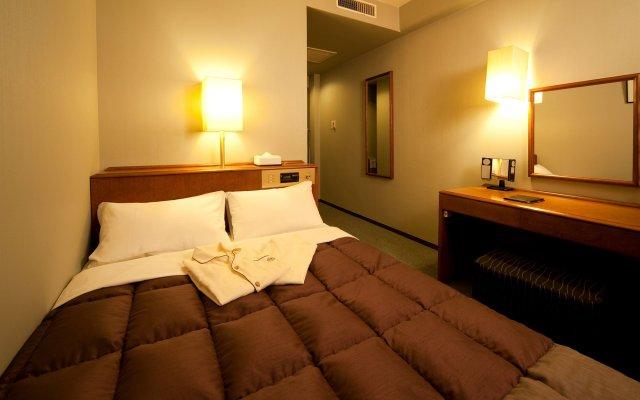 Plaza Hotel Tenjin Фукуока комната для гостей