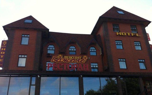 Гостиница Викинг в Выборге отзывы, цены и фото номеров - забронировать гостиницу Викинг онлайн Выборг вид на фасад