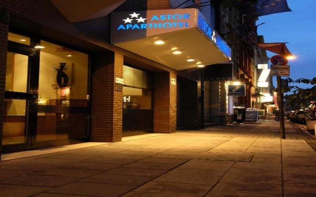 Отель Astor & Aparthotel Германия, Кёльн - отзывы, цены и фото номеров - забронировать отель Astor & Aparthotel онлайн вид на фасад
