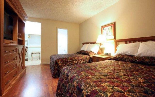 Отель Americas Best Value Inn - Dodger Stadium/Hollywood Лос-Анджелес комната для гостей