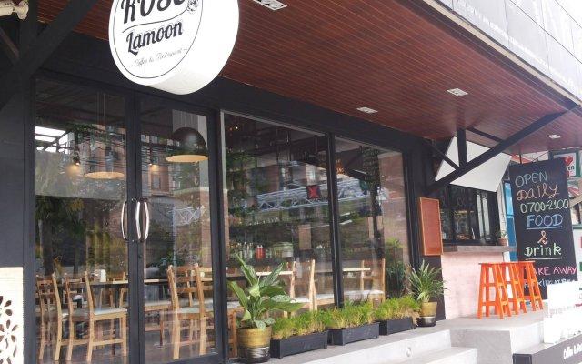 Отель D Varee Xpress Makkasan Таиланд, Бангкок - 1 отзыв об отеле, цены и фото номеров - забронировать отель D Varee Xpress Makkasan онлайн вид на фасад