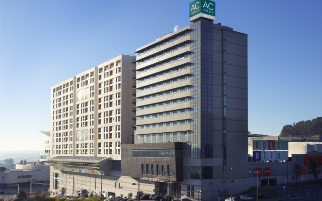 AC Hotel Porto by Marriott вид на фасад