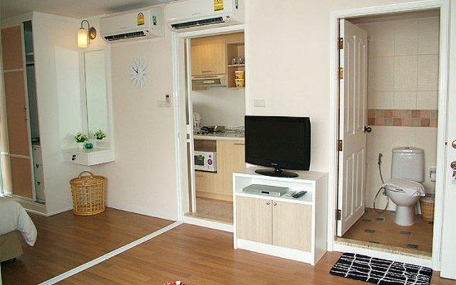 Отель Lumpini Residence Sathorn Таиланд, Бангкок - отзывы, цены и фото номеров - забронировать отель Lumpini Residence Sathorn онлайн комната для гостей