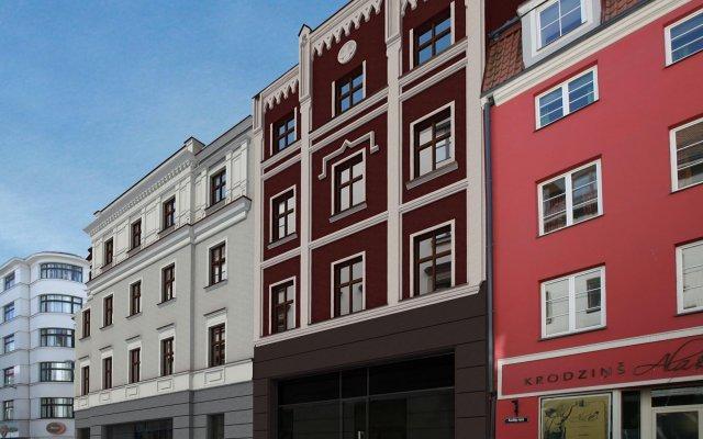 Отель Wellton Centrum Hotel & Spa Латвия, Рига - - забронировать отель Wellton Centrum Hotel & Spa, цены и фото номеров вид на фасад