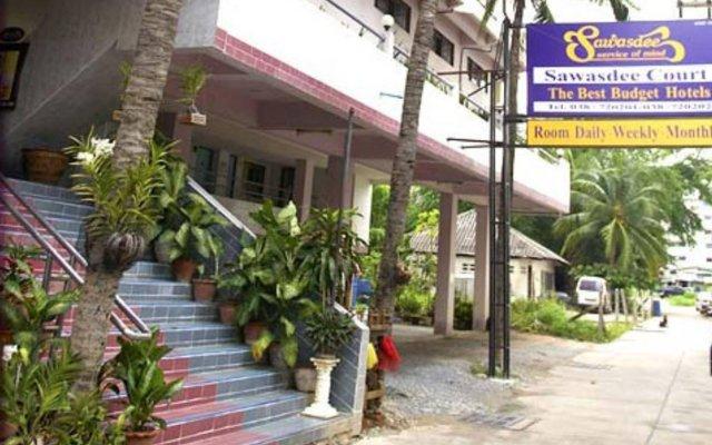 Отель Sawasdee Sabai Таиланд, Паттайя - 4 отзыва об отеле, цены и фото номеров - забронировать отель Sawasdee Sabai онлайн вид на фасад