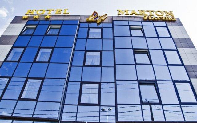 Гостиница Мартон Стачки вид на фасад