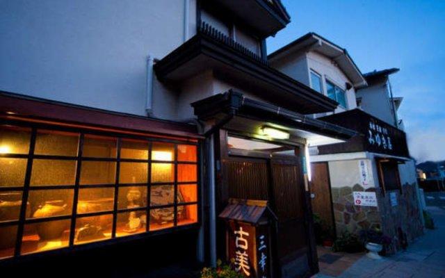Отель Ryokan Miyukiya Япония, Беппу - отзывы, цены и фото номеров - забронировать отель Ryokan Miyukiya онлайн вид на фасад