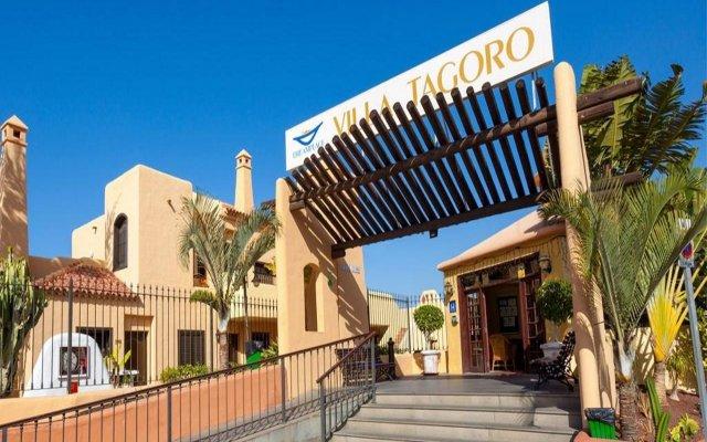 Отель Tagoro Family & Fun Costa Adeje - All Inclusive вид на фасад