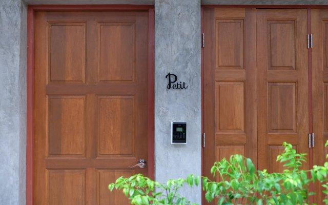 Petit Hostel вид на фасад
