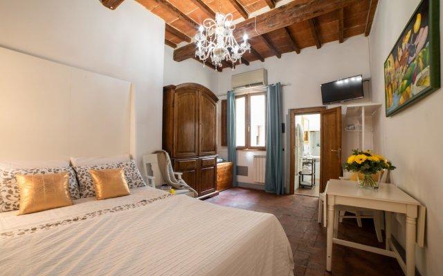 Апартаменты Ardiglione Apartment комната для гостей