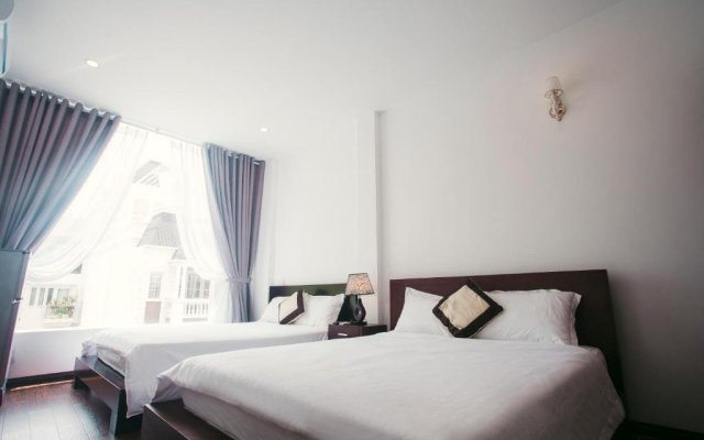 Mimosa Hotel комната для гостей