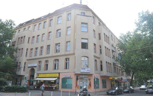 Hotel de Ela вид на фасад