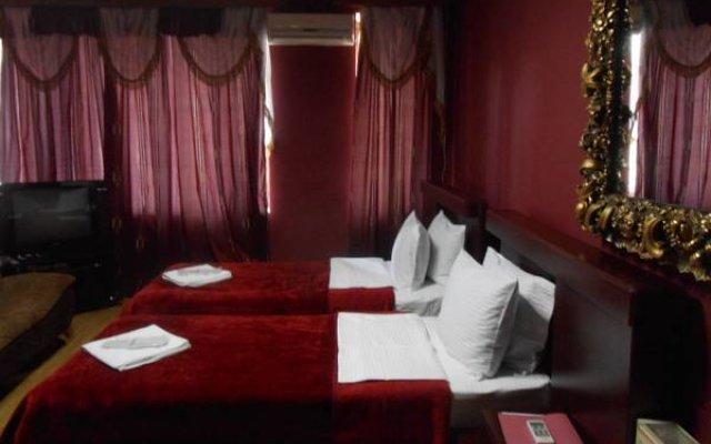 David L Hotel комната для гостей