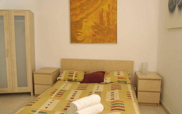 Апартаменты Las Ramblas Apartments I комната для гостей
