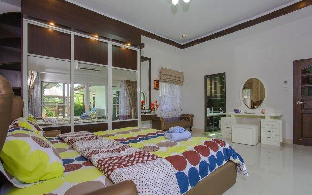 Отель Thammachat P3 Vints No 130 3 Beds комната для гостей