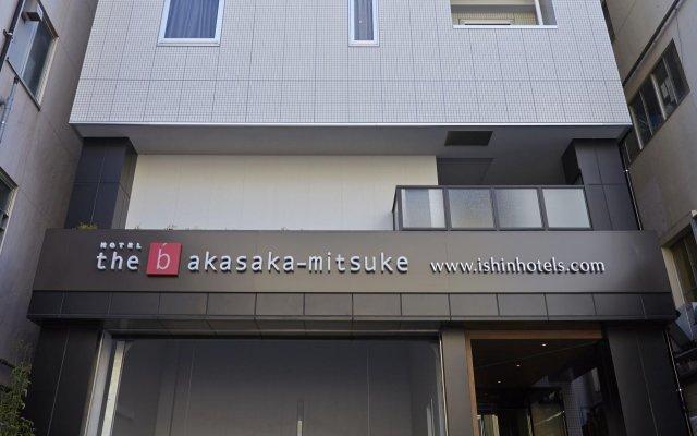 Отель the b akasaka-mitsuke Япония, Токио - отзывы, цены и фото номеров - забронировать отель the b akasaka-mitsuke онлайн вид на фасад