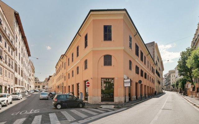 Отель Peroni Apartment Италия, Рим - отзывы, цены и фото номеров - забронировать отель Peroni Apartment онлайн вид на фасад