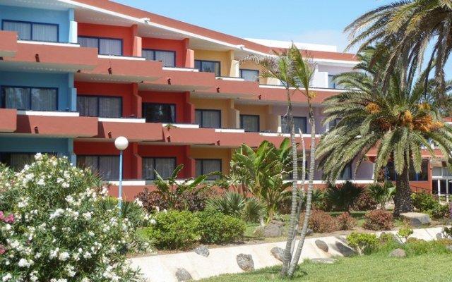 Отель SBH Fuerteventura Playa - All Inclusive вид на фасад